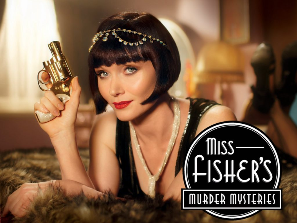 Miss Fisher's Murder Mysteries Australian TV show