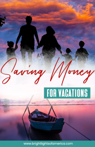 Great ways to save money while on a family vacation.