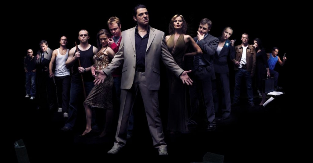 Underbelly Australian TV series