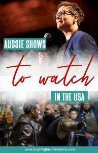 Australian TV shows available in the US