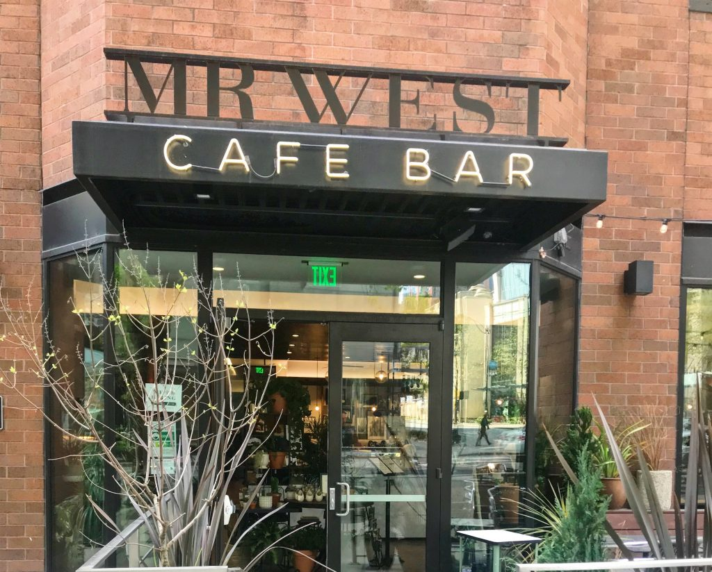 Mr West Cafe Bar in Seattle