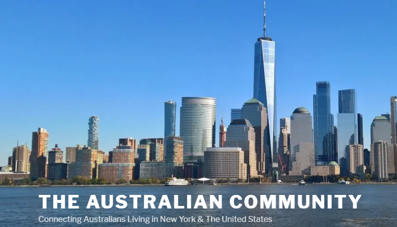 The Australian Community logo