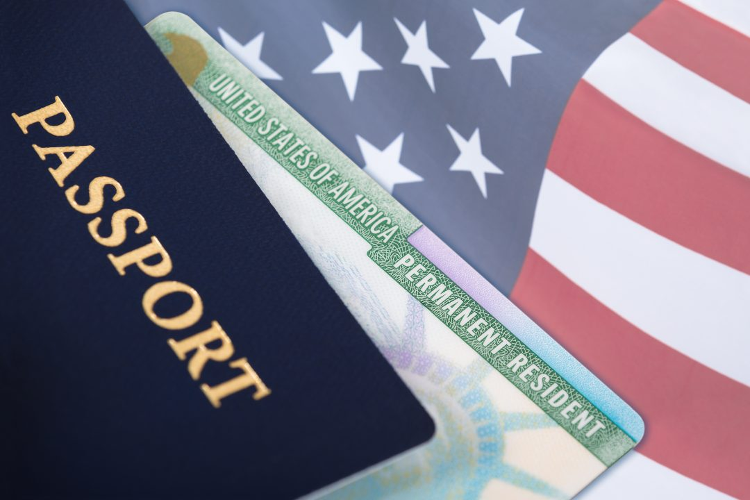 Green Card application process