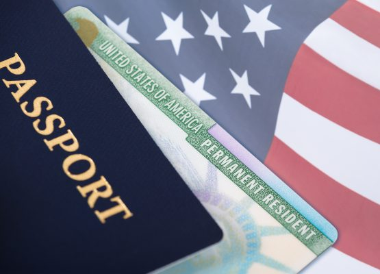 Green Card through marriage processing time and procedure