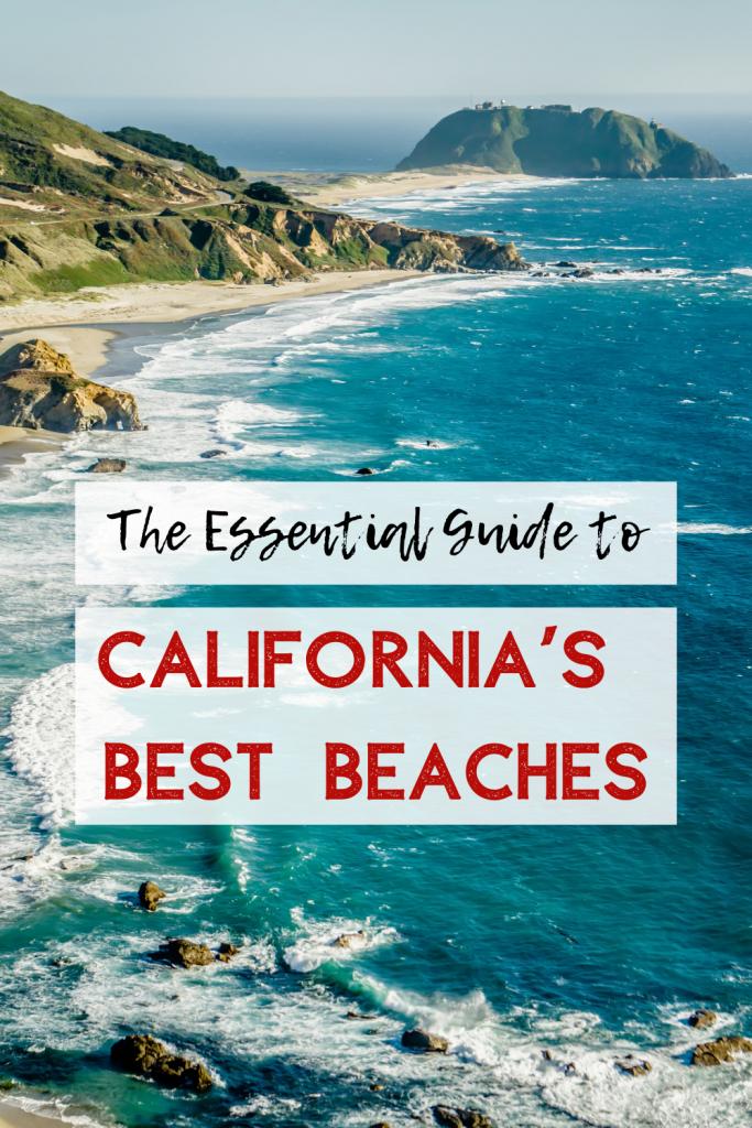 The essential guide to California's best beaches. Including La Jolla Beach, Newport Beach, Torrey Pines State Beach, Venice Beach, West Beach, Windansea Beach, Stinson Beach, Pebble Beach, Santa Monica State Beach, Pfeiffer Beach, Pescadero State Beach, Santa Cruz Beach, and Baker Beach