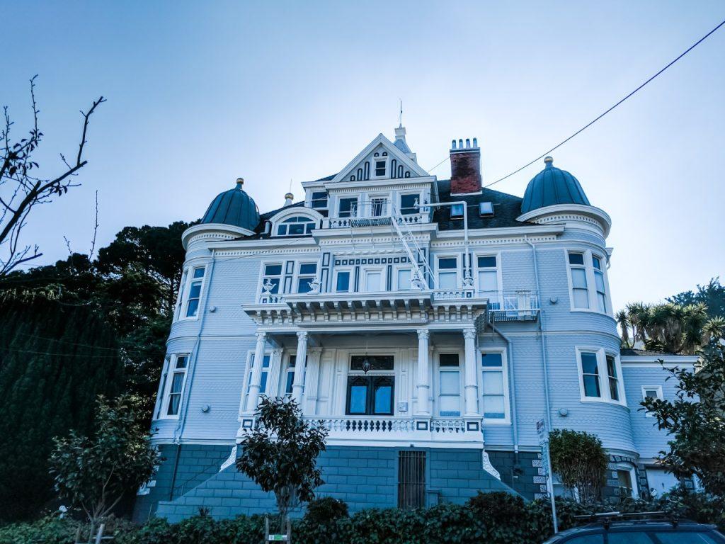 Castro historic home