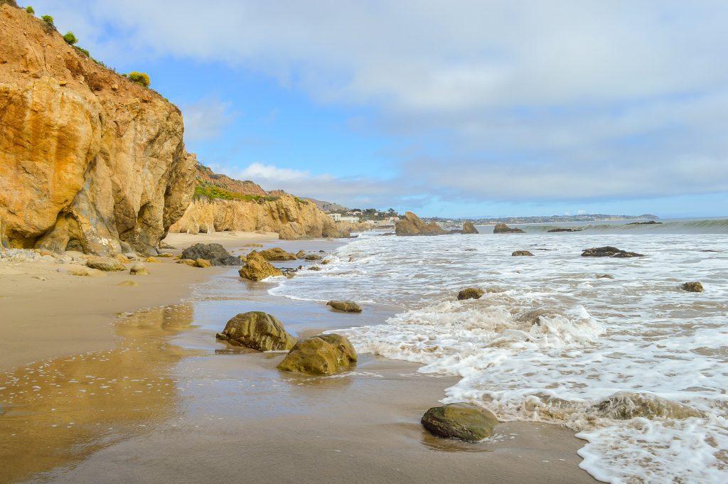 El Matador State Beach, Malibu