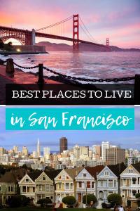 The ultimate guide to the best places to live in San Francisco. This guide breaks down each area of San Francisco, including the north bay, east bay, peninsula and silicon valley.