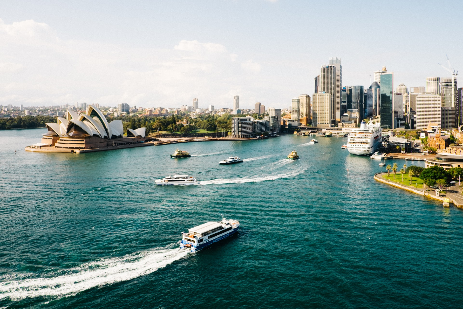 COVID quarantine in Australia