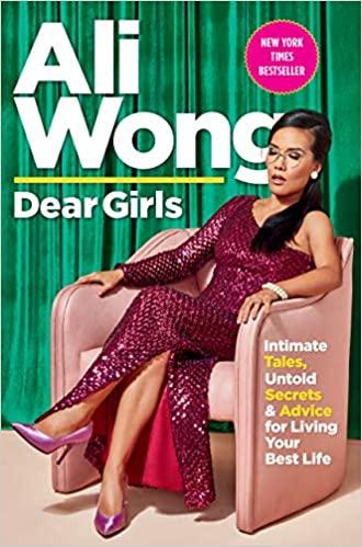 Novel cover of Dear Girls by Ali Wong
