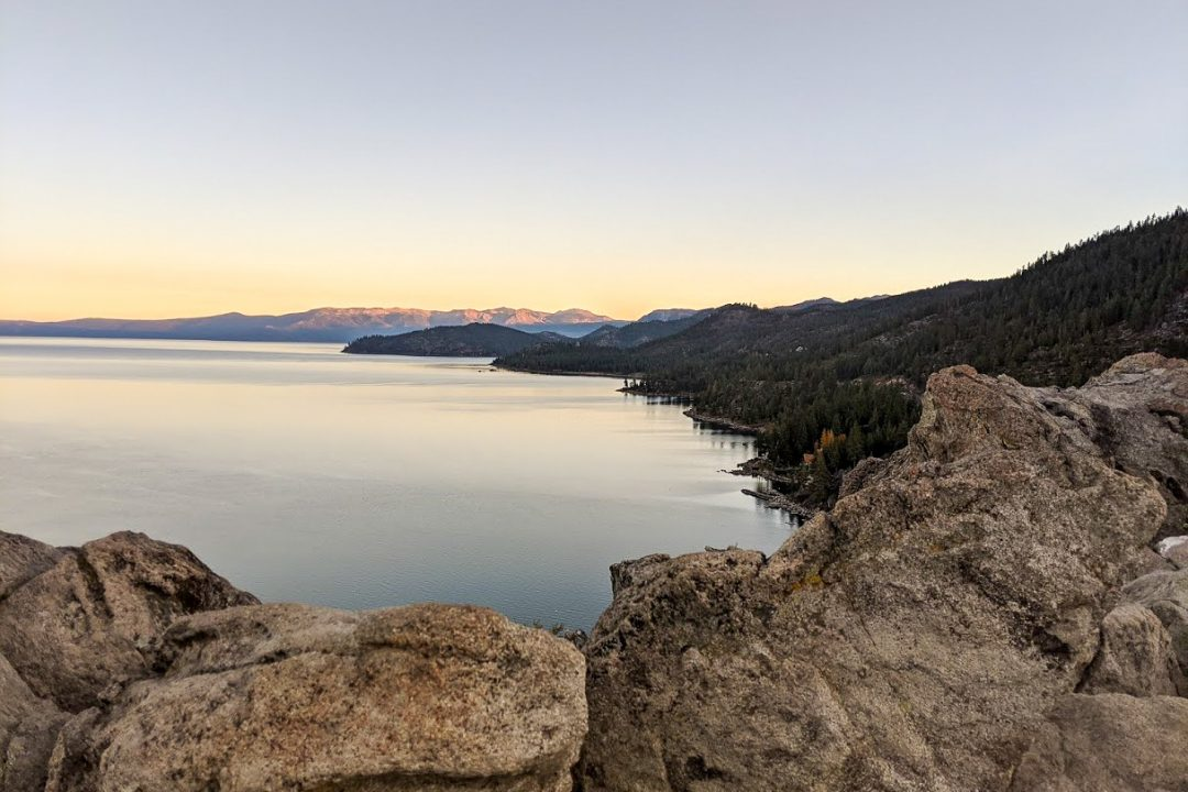 Things to do in Lake Tahoe in Fall