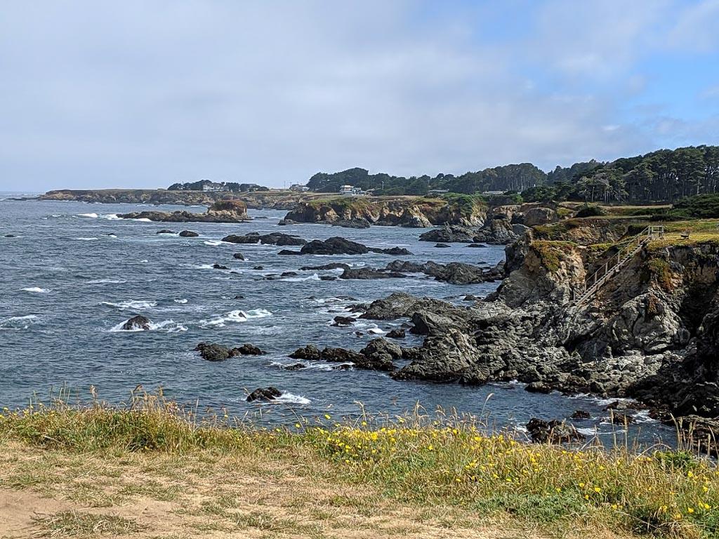 Bay Area Weekend Getaway Mendocino Coastline