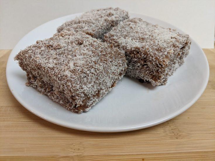 Traditional Australian Lamington Recipe