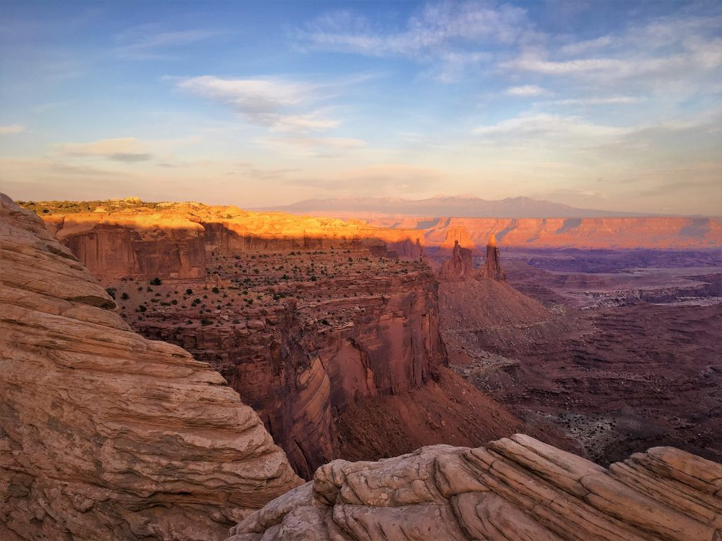 Visit Canyonlands National Park in Spring