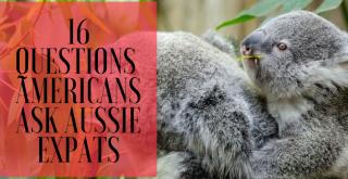 Questions Americans ask Australian expats